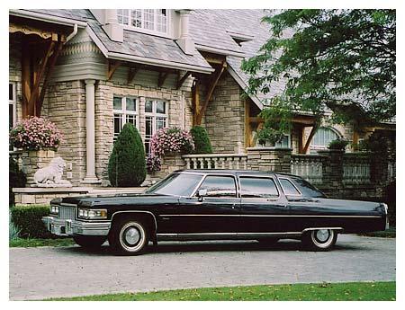 1975 Cadillac Sedan