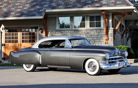 1949 Cadillac Prototype Coupe De Ville